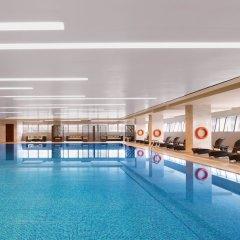 Отель The Westin Pazhou Hotel Китай, Гуанчжоу - отзывы, цены и фото номеров - забронировать отель The Westin Pazhou Hotel онлайн бассейн фото 2