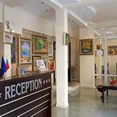 Peshev Family Hotel Nesebar интерьер отеля фото 3
