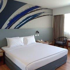 Отель Ambassador City Jomtien Pattaya (Marina Tower Wing) Таиланд, На Чом Тхиан - отзывы, цены и фото номеров - забронировать отель Ambassador City Jomtien Pattaya (Marina Tower Wing) онлайн комната для гостей фото 3