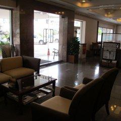 Отель Green Life Sriracha интерьер отеля фото 2