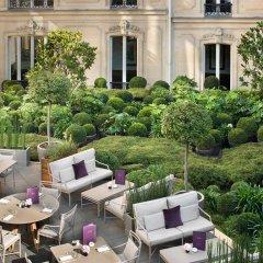 Отель Hôtel Barrière Le Fouquet's Франция, Париж - 1 отзыв об отеле, цены и фото номеров - забронировать отель Hôtel Barrière Le Fouquet's онлайн фото 3
