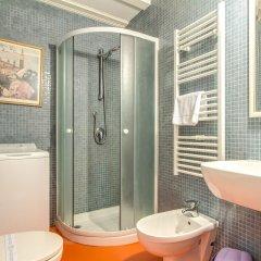 Отель Ve.N.I.Ce. Cera Ca Guggenheim Венеция ванная