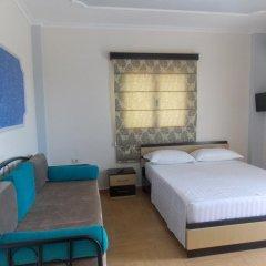 Отель Studios Villa Vasili Албания, Ксамил - отзывы, цены и фото номеров - забронировать отель Studios Villa Vasili онлайн комната для гостей