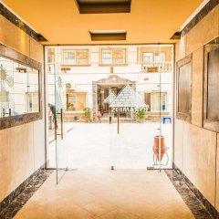 Отель Nour Plaza Hurghada интерьер отеля