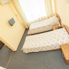 Гостиница Протекс Екатеринбург комната для гостей фото 5