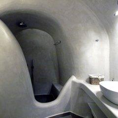Отель Santorini Caves Греция, Остров Санторини - отзывы, цены и фото номеров - забронировать отель Santorini Caves онлайн ванная фото 2
