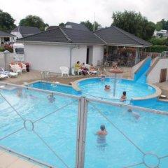 Отель Skovlund Camping & Cottages Боркоп бассейн фото 3