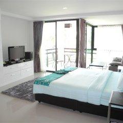 Апартаменты Kris Condo Nice Studio комната для гостей фото 3