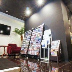 Hotel Livemax Toyosu-Ekimae интерьер отеля фото 2