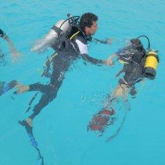 Отель Tahiti Sail and Dive спортивное сооружение