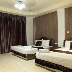 Arya Inn Pattaya Beach Hotel комната для гостей фото 5