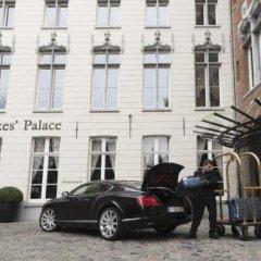 Hotel Dukes' Palace Bruges фото 4