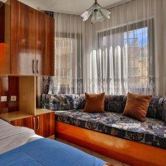 Отель Villa Dvor Kornic Черногория, Будва - отзывы, цены и фото номеров - забронировать отель Villa Dvor Kornic онлайн комната для гостей фото 3