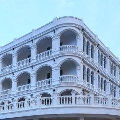 Patong Marina Hotel Патонг вид на фасад