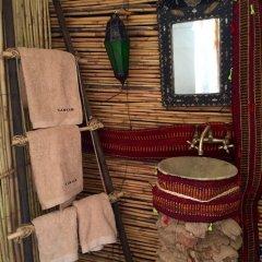 Отель Kam Kam Dunes Марокко, Мерзуга - отзывы, цены и фото номеров - забронировать отель Kam Kam Dunes онлайн ванная фото 2