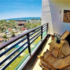 Отель Sea and Sky 6 Karon Beach by PHR Пхукет балкон