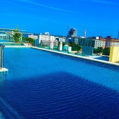 Отель Water Park Condominium by Able Estate Паттайя бассейн фото 2