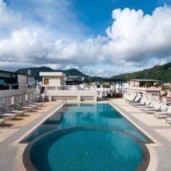 The ASHLEE Plaza Patong Hotel & Spa бассейн фото 3