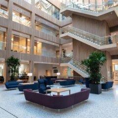 Отель LHL Sykehuset Hotell интерьер отеля фото 3