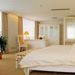 Wanzhou Hotel комната для гостей