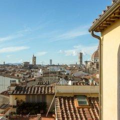 Отель Florentapartments - Santa Croce Флоренция балкон