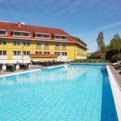 Отель Quality Hotel and Resort Kristiansand Норвегия, Кристиансанд - отзывы, цены и фото номеров - забронировать отель Quality Hotel and Resort Kristiansand онлайн бассейн фото 2