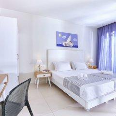 Отель Zephyros Beach комната для гостей