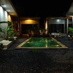 Отель BK Boutique Resort бассейн