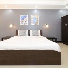 Отель Magic Villa Pattaya сейф в номере