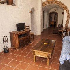 Отель Cuevas Blancas комната для гостей фото 4