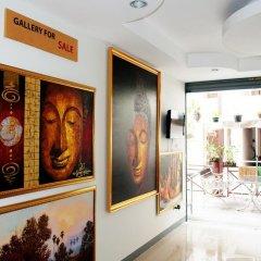 Отель Gold Dolphin Pattaya Таиланд, Паттайя - отзывы, цены и фото номеров - забронировать отель Gold Dolphin Pattaya онлайн интерьер отеля
