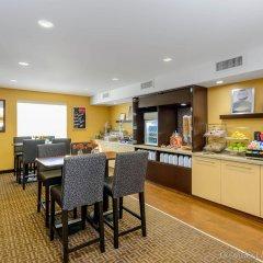 Отель Towneplace Suites Baltimore Fort Meade Аннаполис-Джанкшн питание фото 2