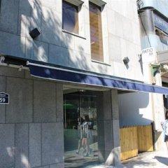 Отель Patio 59 Yongsan Сеул городской автобус