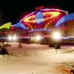 Гостиница Спутник развлечения
