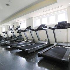 Отель Almanity Hoi An Wellness Resort фитнесс-зал фото 4
