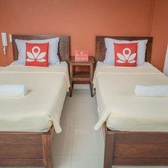 Отель ZEN Rooms Basic Jacana Road Palawan Филиппины, Пуэрто-Принцеса - отзывы, цены и фото номеров - забронировать отель ZEN Rooms Basic Jacana Road Palawan онлайн комната для гостей фото 4