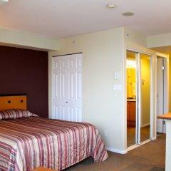 Отель 910 Beach Apartment Hotel Канада, Ванкувер - отзывы, цены и фото номеров - забронировать отель 910 Beach Apartment Hotel онлайн комната для гостей
