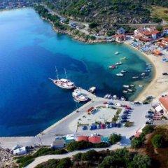 Angelos Hotel Ситония пляж