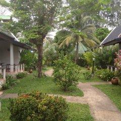 Отель Baan Chaba Bungalow