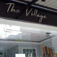 Отель The Village Бангкок городской автобус