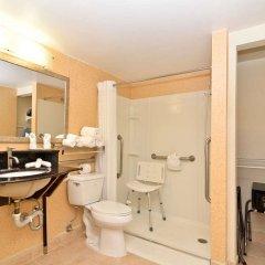 Отель Quality Inn & Suites New York Avenue спа