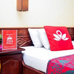 Отель ZEN Rooms Messenger Street Colombo 12 Шри-Ланка, Коломбо - отзывы, цены и фото номеров - забронировать отель ZEN Rooms Messenger Street Colombo 12 онлайн комната для гостей фото 2