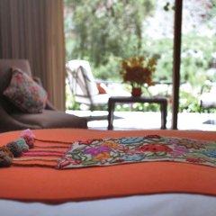 Belmond Hotel Rio Sagrado удобства в номере