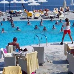Отель Panorama Studios Греция, Калимнос - отзывы, цены и фото номеров - забронировать отель Panorama Studios онлайн пляж фото 2