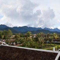 Отель Sofitel Luang Prabang балкон