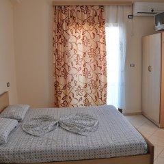 Отель Villa Nertili Албания, Ксамил - отзывы, цены и фото номеров - забронировать отель Villa Nertili онлайн комната для гостей фото 4