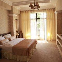 Гостиница Дельфин Адлеркурорт комната для гостей фото 2