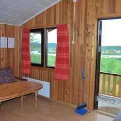 Отель Karasjok Camping балкон