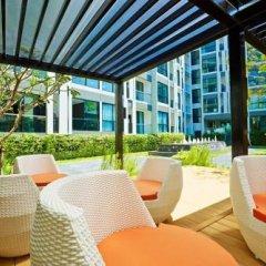 Отель The Chezz Central Condo By Mypattayastay Паттайя помещение для мероприятий