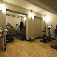 Hotel Republika & Suites фитнесс-зал